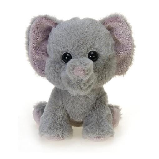 Floppy Bean Bag Elephant Plush