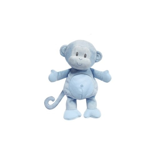 """Toodles"" Baby Boy Monkey Plush"