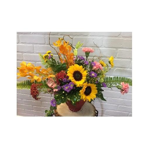 """Our """"Floral Freelancer"""" Bouquet"""