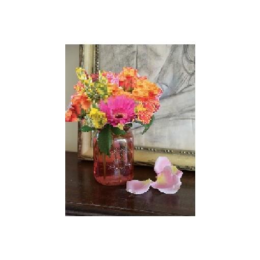 "Our ""Mini Mason Jar Medley"" Bouquet"