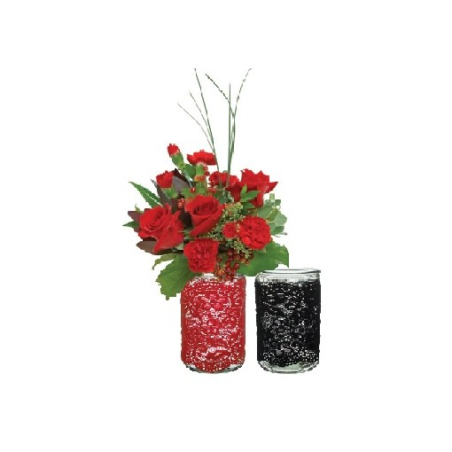 """Our """"Midnight Oasis"""" Bouquet"""