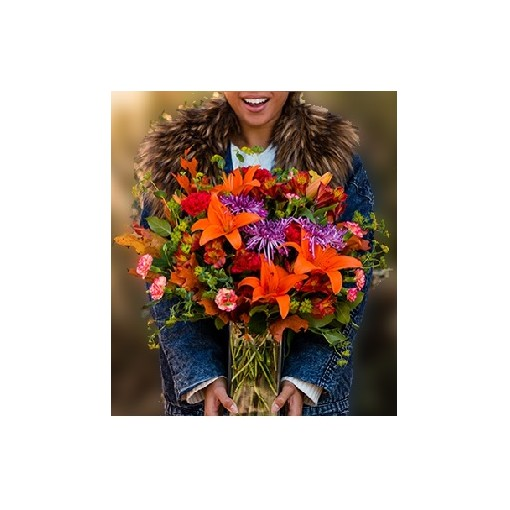 """Our """"Town 'n Country"""" Bouquet"""