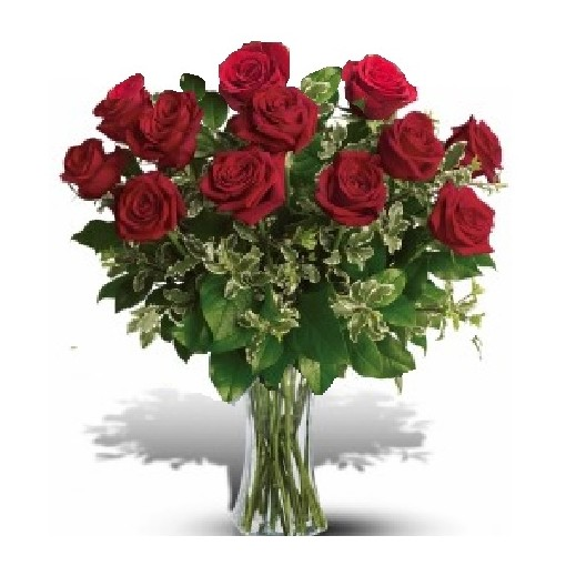"""Our """"Classic"""" Dozen Red Roses"""