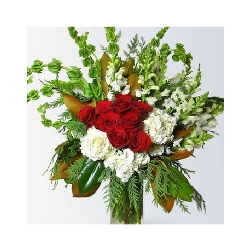 """UPPER EAST SIDE...of Lakeland"" Holiday Bouquet"
