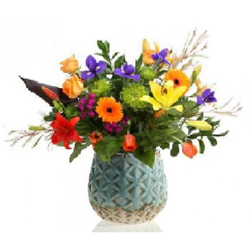 """Our """"Congo Beach"""" Bouquet"""