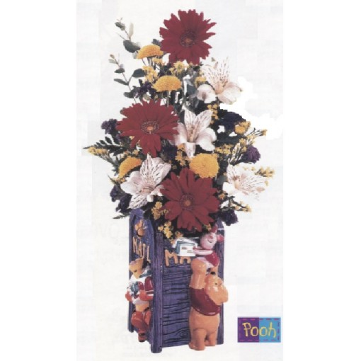 Friends 'n Such Winnie the Pom Bouquet