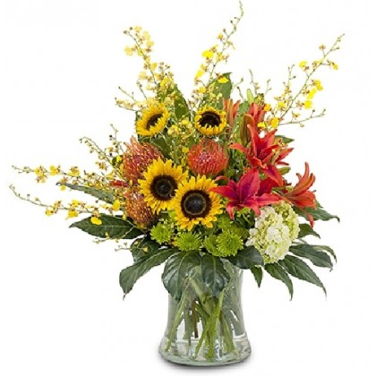 """Our """"Whispered Breezes"""" Bouquet"""