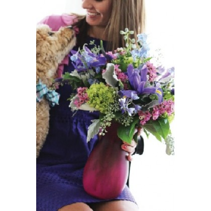 """Flirting with Fabulous"" Bouquet"