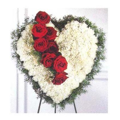 Bleeding Heart Wreath