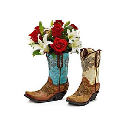 Boot Scoot'n Nurse Bouquet