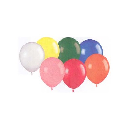 Colorful Latex Balloons