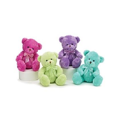 Colorful Sherbert Teddy Bears