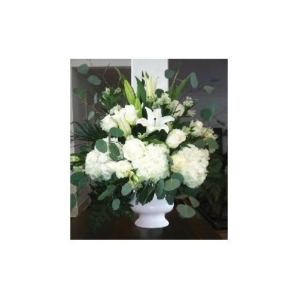Life's Solemn Moments Bouquet