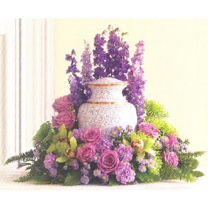 Memorial Urn Arrangement