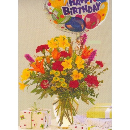 "Our ""Birthday Sparkler"""
