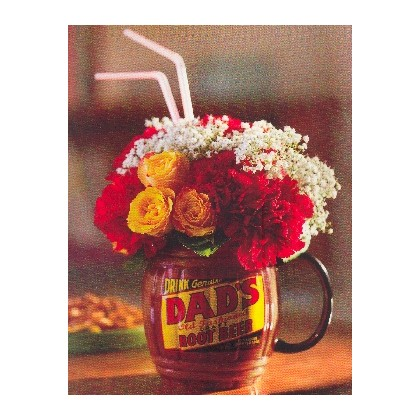 """Rootin' For """"You"""" Bouquet"""
