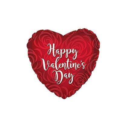 """Happy Valentine's Day"" Mylar Balloon"