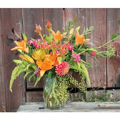 Our Micanopy Bouquet