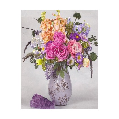 """Lavender Springs"" Bouquet"