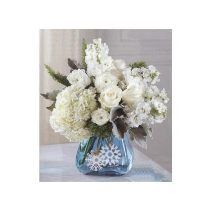 Blue Hanukkah Bouquet