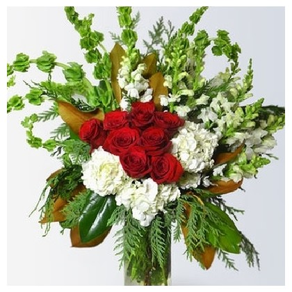 """""""UPPER EAST SIDE...of Lakeland"""" Holiday Bouquet"""