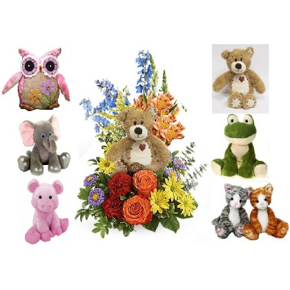 """Our """"Blooms with Buddies"""" Bouquet"""