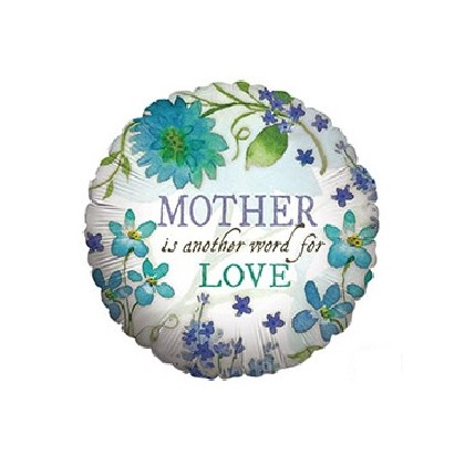 """Mother is..."" Mylar Balloon"