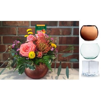 """Our """"Healing Tea"""" Bouquet"""