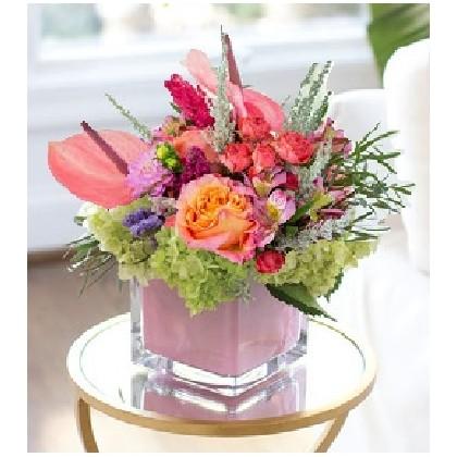 """Our """"Pink Pearl Sensation"""" Bouquet"""