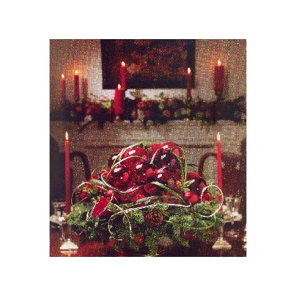 """""""Jingle Mingle"""" Centerpiece"""